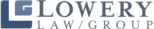 Lowery Law Group of Charleston, SC dark Logo