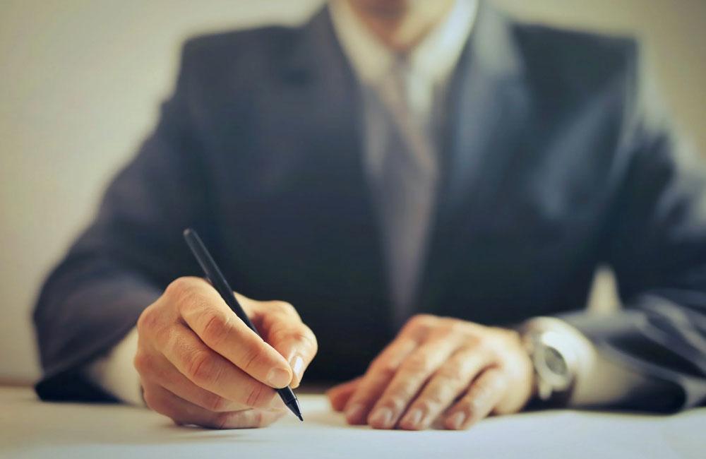 ssdi attorney filing an application