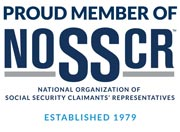 Proud Member NOSSCR social security
